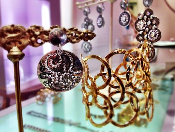 Olympie Bracelet, gas bijoux, mott street, elizabeth street, bleecker street, columbus avenue, new york city, nyc bracelet, jewelry, gold, silver