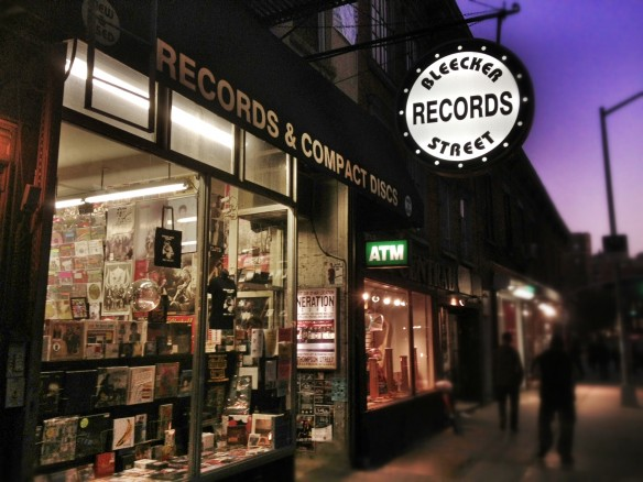 Bleecker Street Records, Village, vinyl, rare, record store, Jesse shafer, greg mchale, jesse and greg, on the real, nyc travel, nyc restaurants, new york city, manhattan, Brooklyn, tourism, nyc bars, nyc