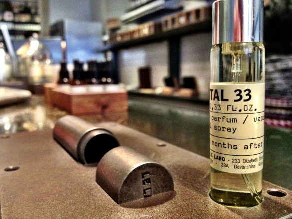 le labo, elizabeth street, nolita, fragrance, gift, perfume, soho, nyc, manhattan, jesse shafer, greg mchale, jesse and greg, on the real