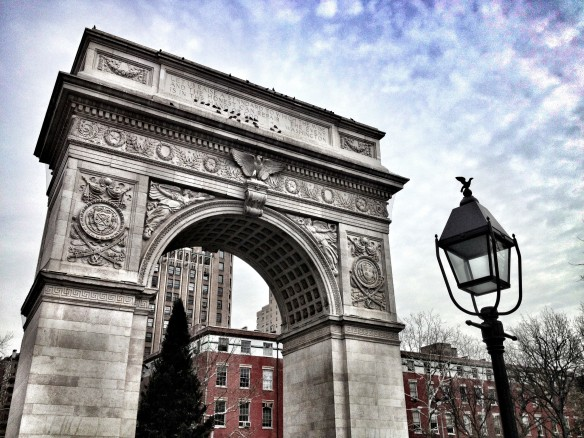 washington arch, washington square arch, washington square park, fifth avenue, stanford white