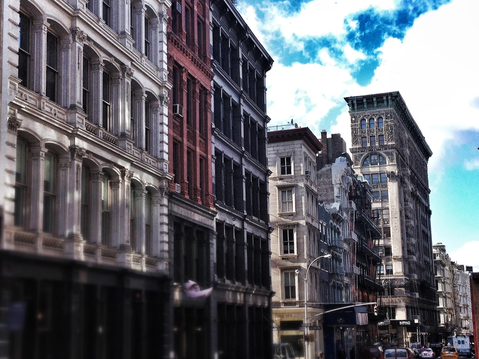 Broome Street, Soho, 487 Broadway