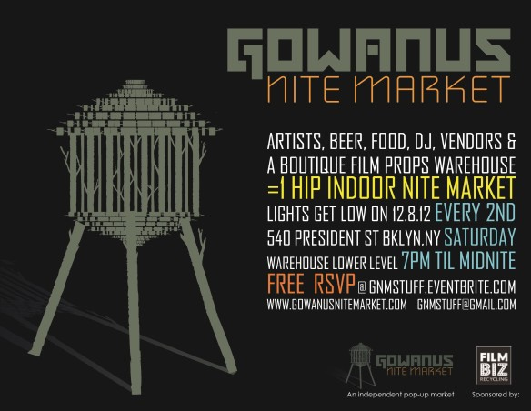 Gowanus, Gowanus Night Market, GNM
