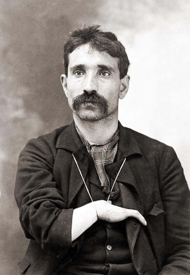 Giuseppe Morello, 1902
