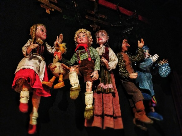 Puppetworks, marionettes, Brooklyn, Park Slope, kids