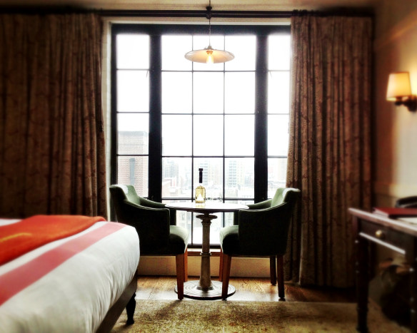 bowery hotel, staycation, bowery,