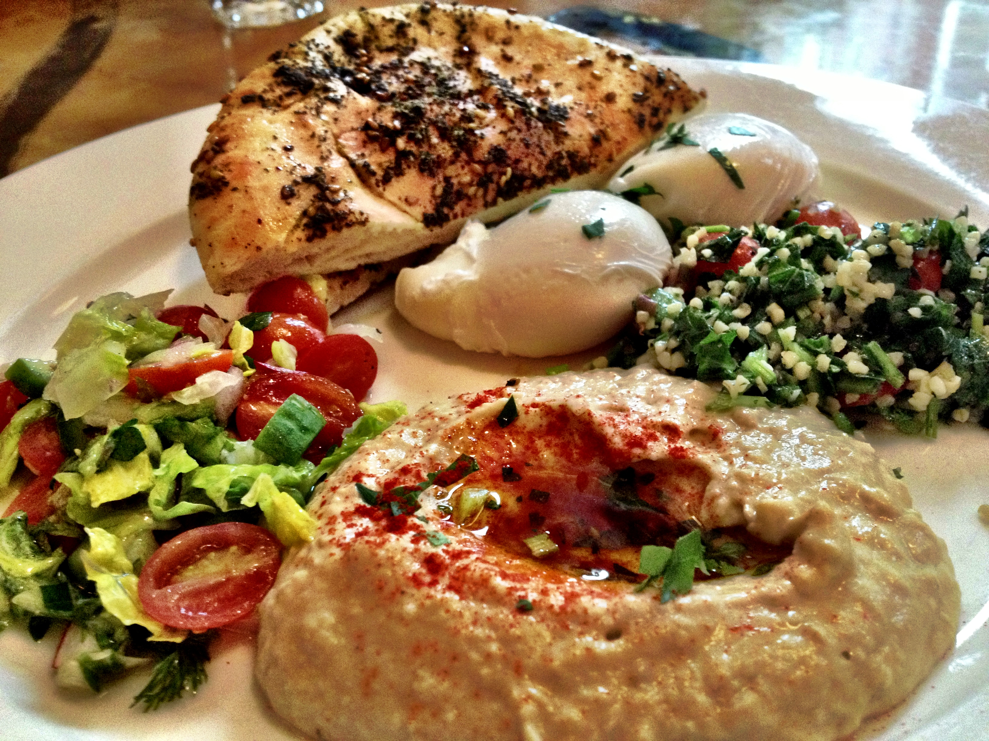 cafe mogadore, middle eastern breakfast, east village, st marks place, the local, greg mchale,