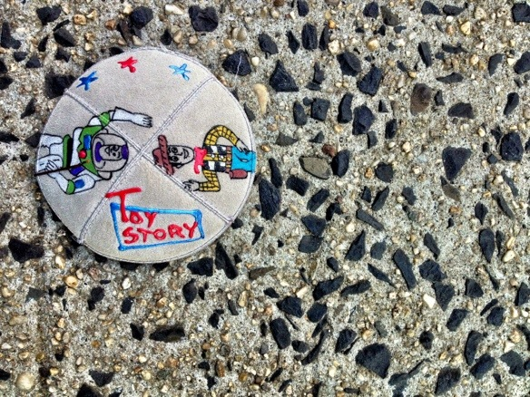 yarmulke, west end avenue, nyc, greg mchale, jesse shafer, new york, upper west side, toy story