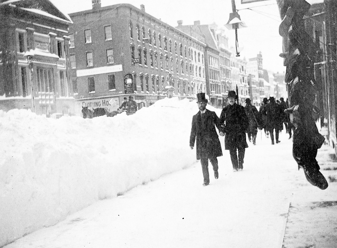 Blizzard of1888, NYC
