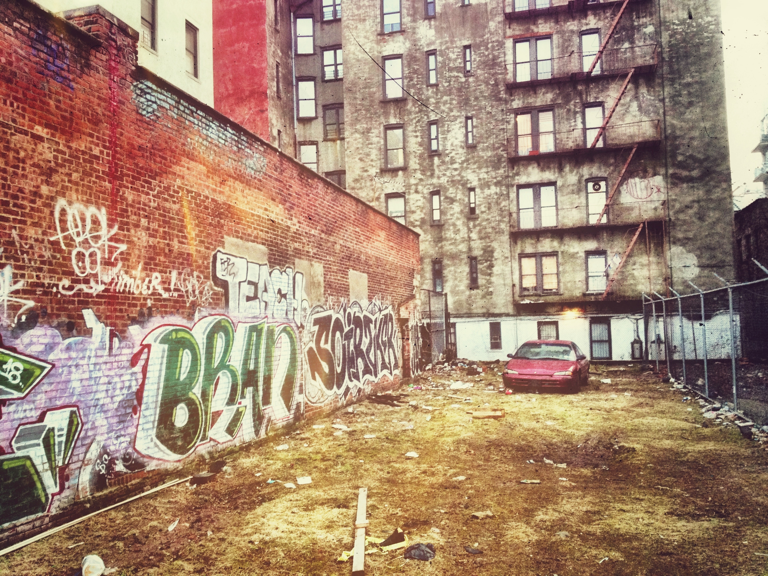 Lower East Side Archives