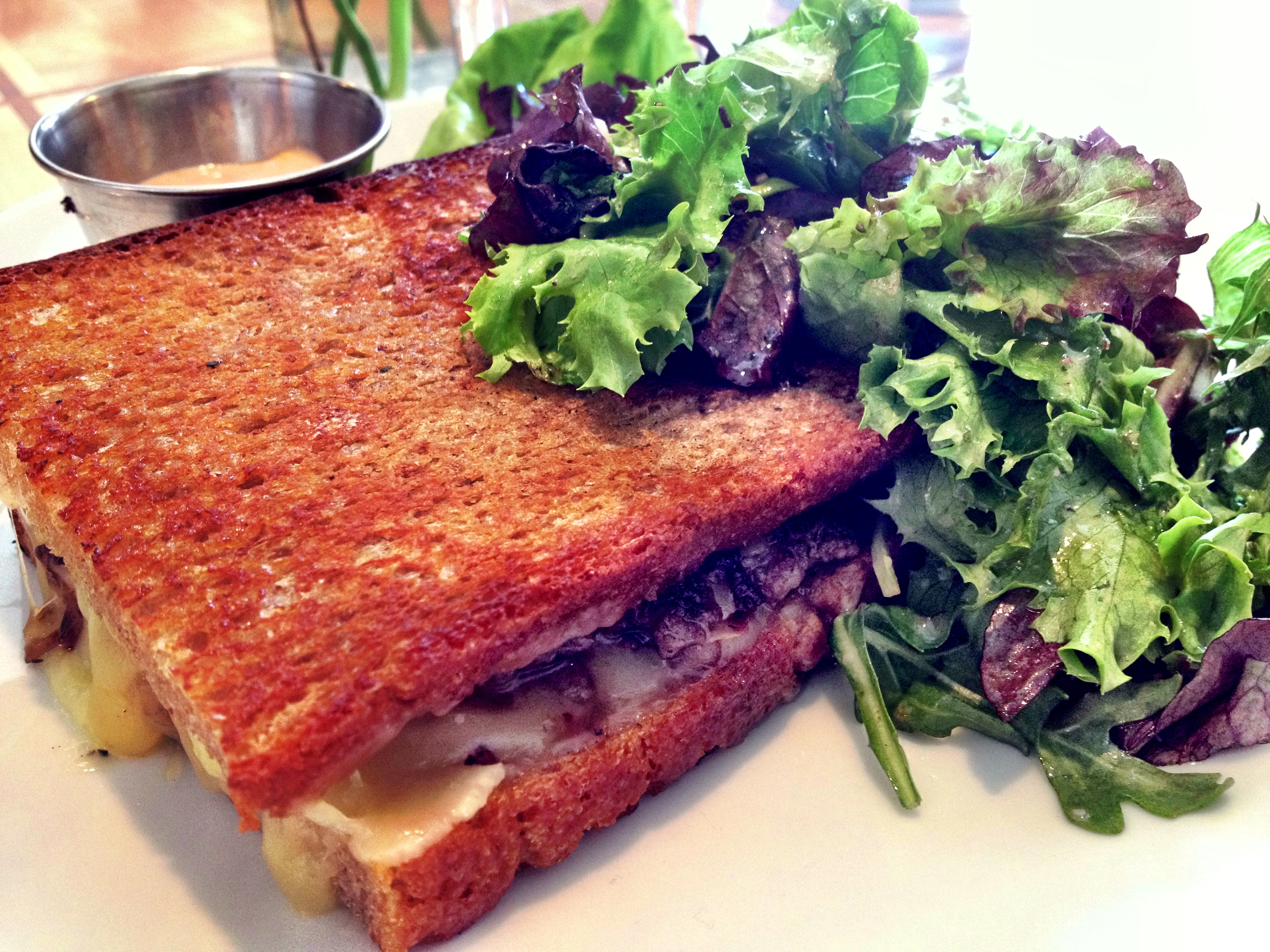 parish hall, patty melt, williamsburg, brooklyn, lunch, brunch, dinner, food