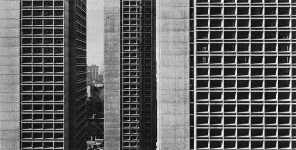 superblock, i m pei, nyu, nyc, silver towers, 505 laguardia place