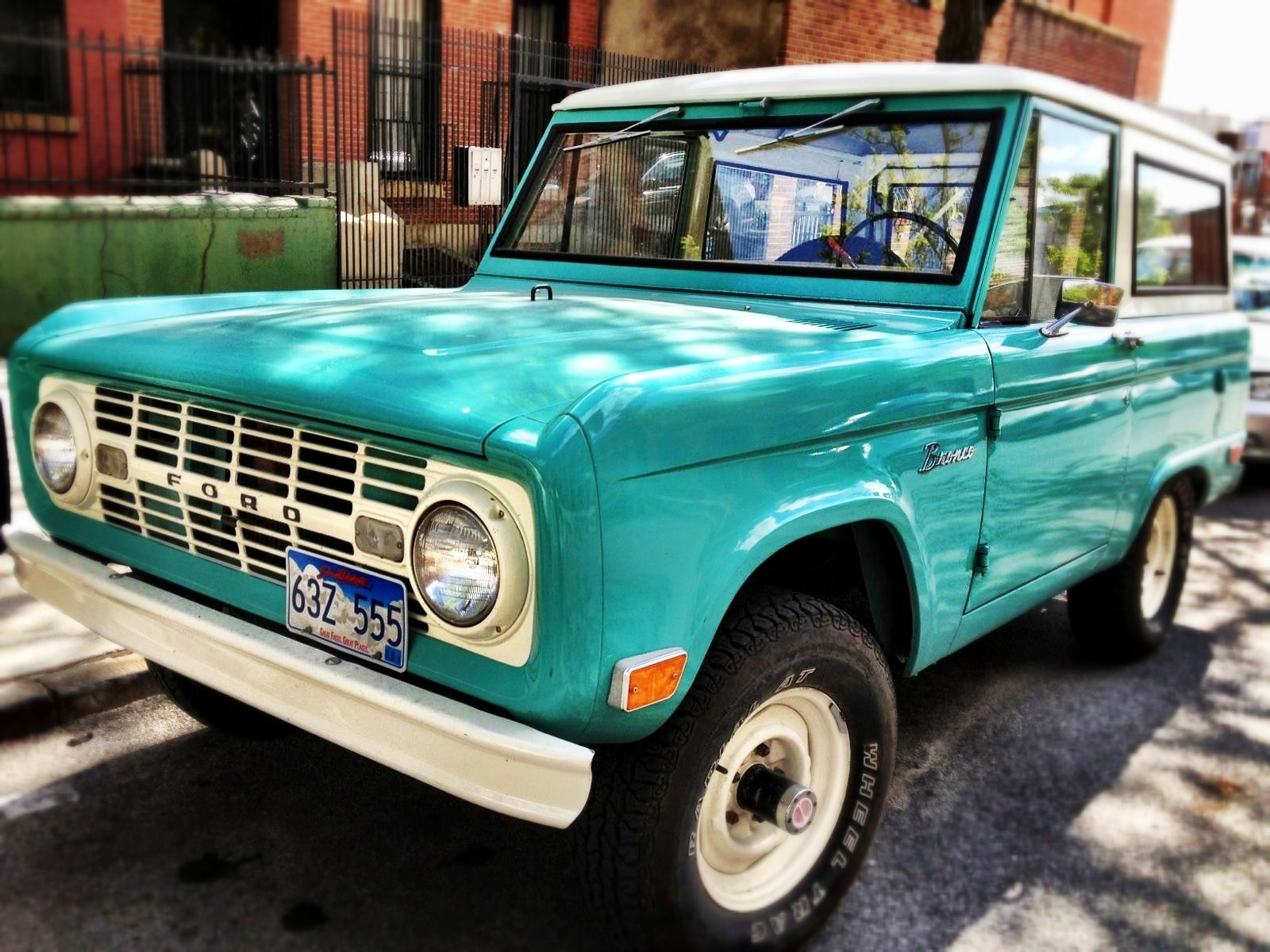 1966-77 Ford Bronco.