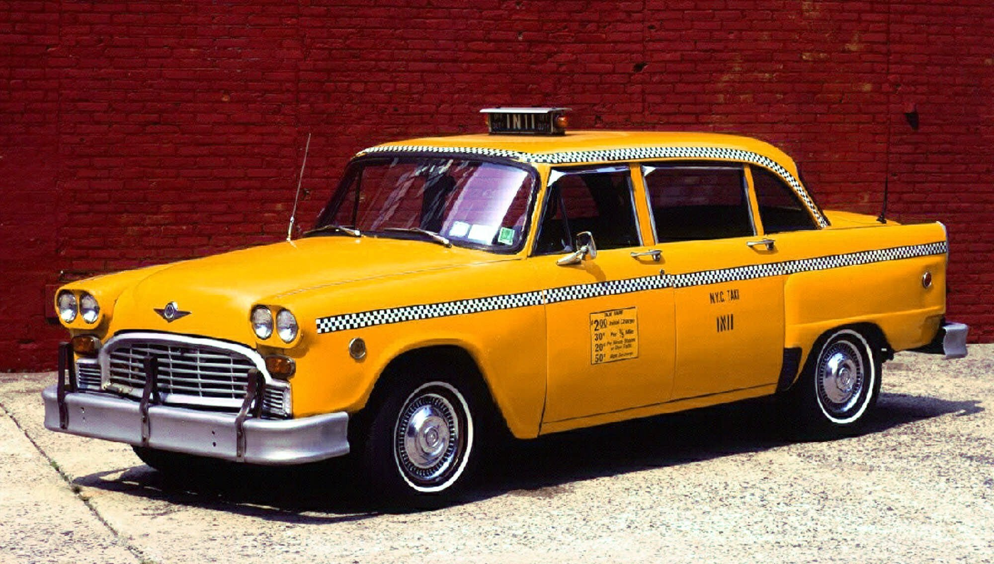 Checker Cab. - On the Real.