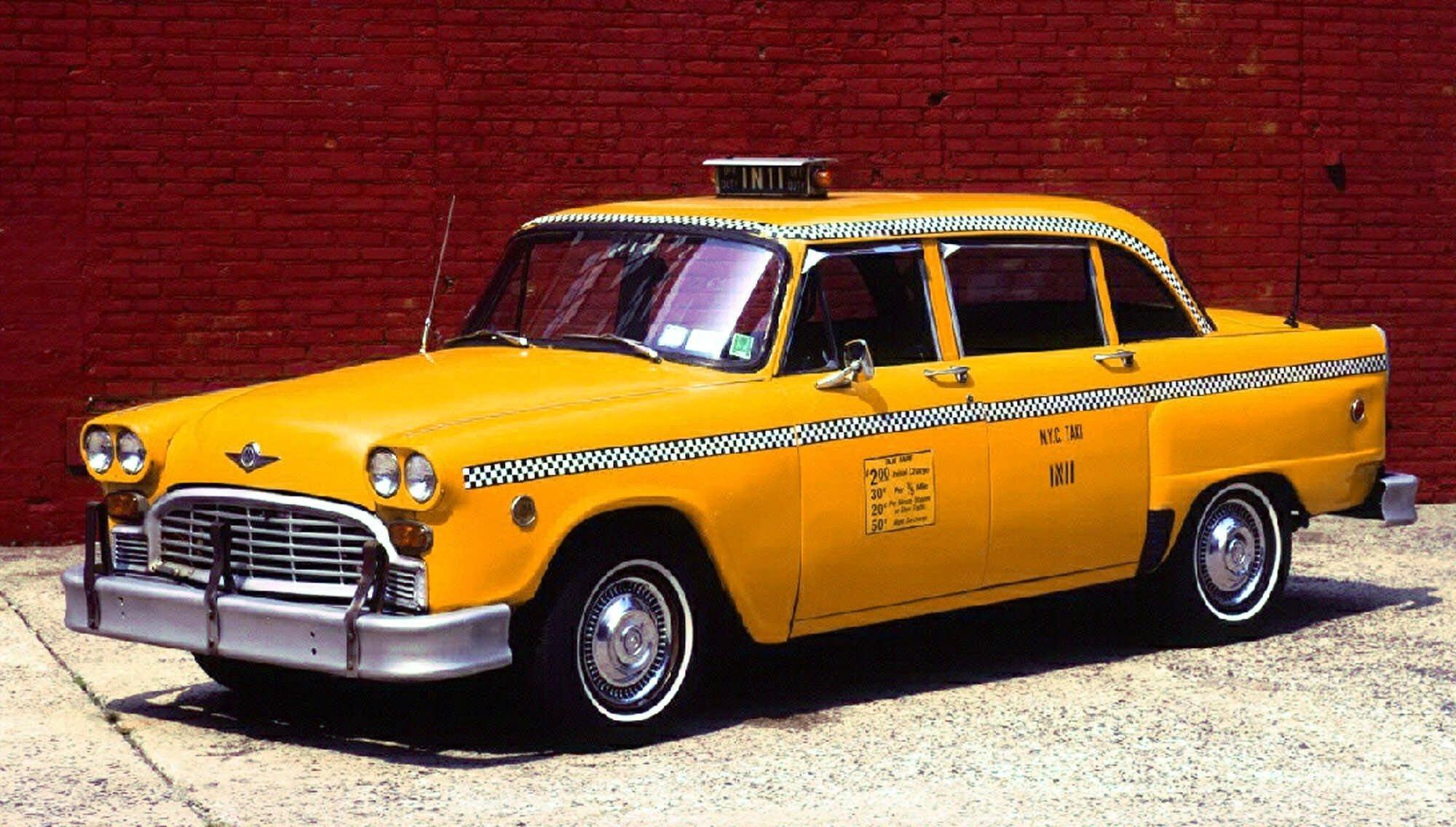 yellow cab - photo #31