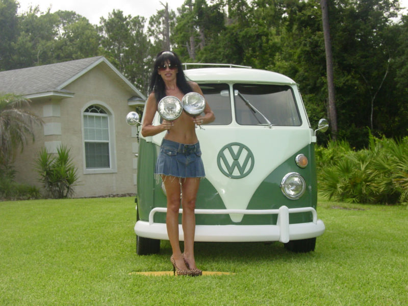 The Volkswagen Westfalia Camper On The Real