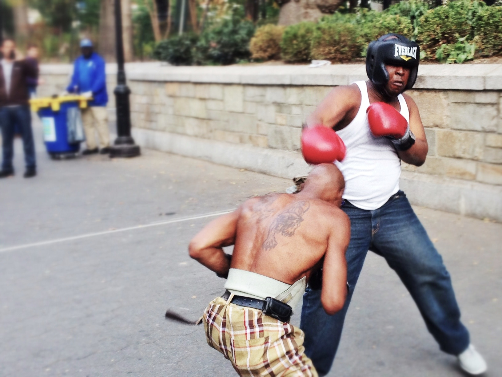 union_square_fight_3